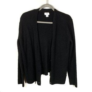 Old Navy Black Long Cardigan Size M Tall